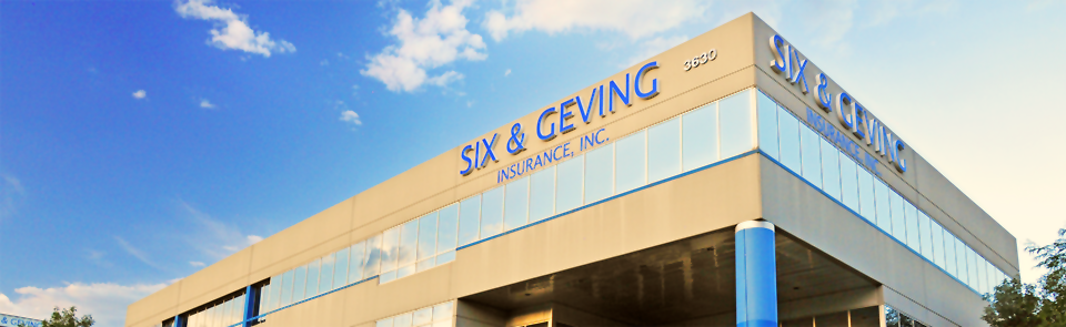 Why Six & Geving?